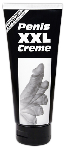 Penis XXL creme 200 ml.