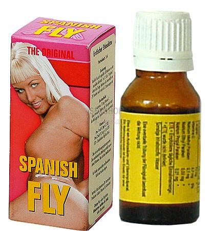Spanis Fly - kapky