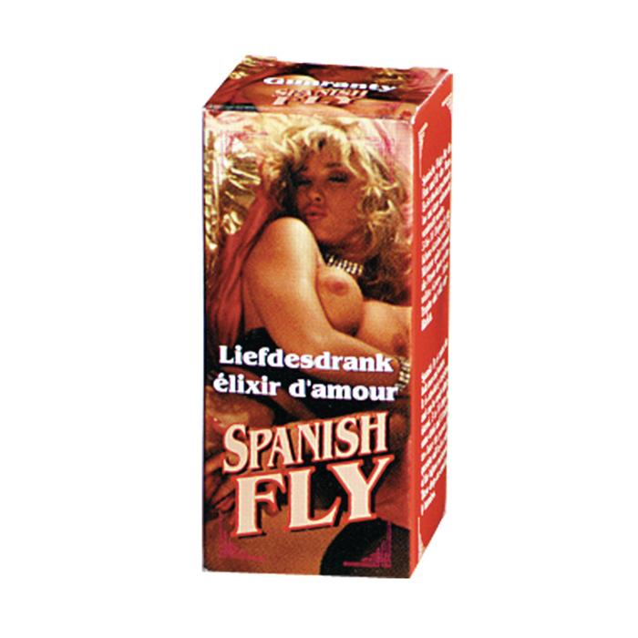 Spanisch Fly Red