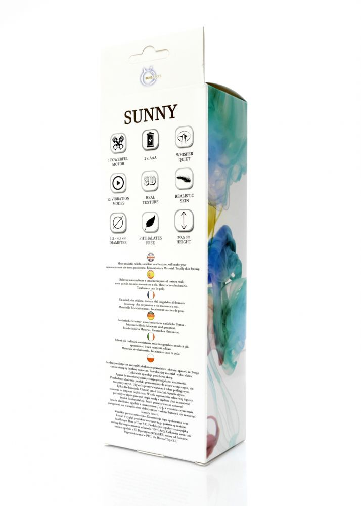 Sunny vibrátor