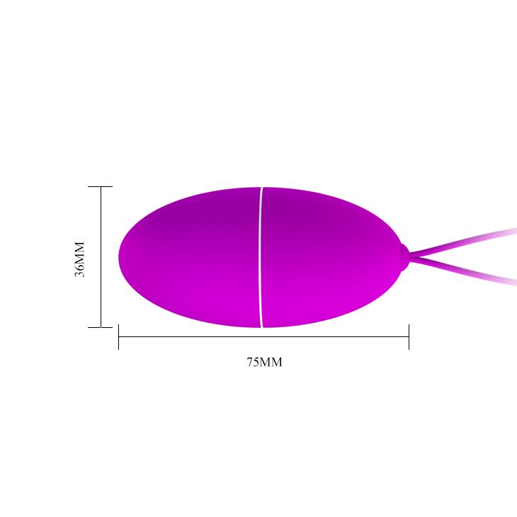 Joanne vibrační vajíčko