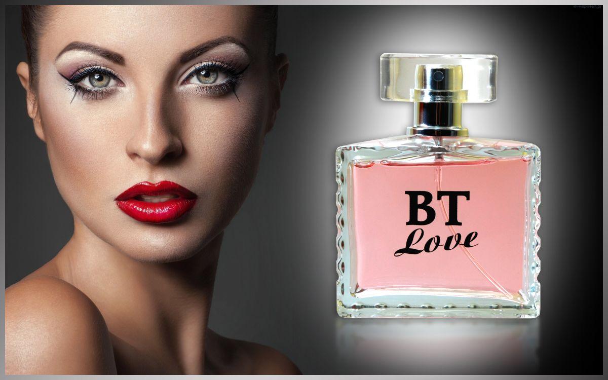 Feromon BT Love pro ženy 100 ml.