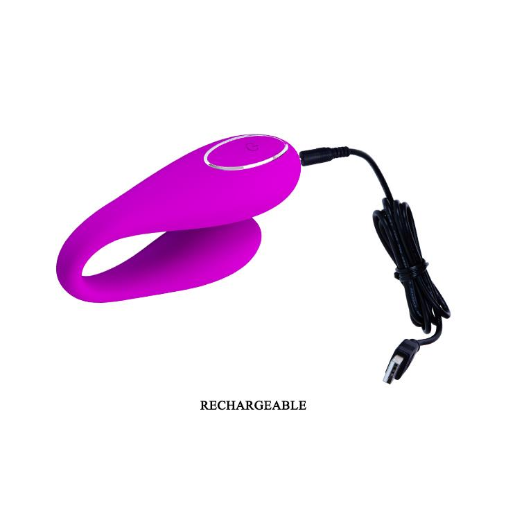 Stimulátor klitorisu a bodu G