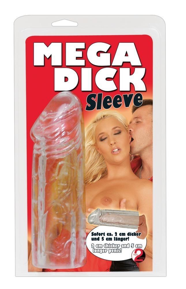Mega Dick Sleeve
