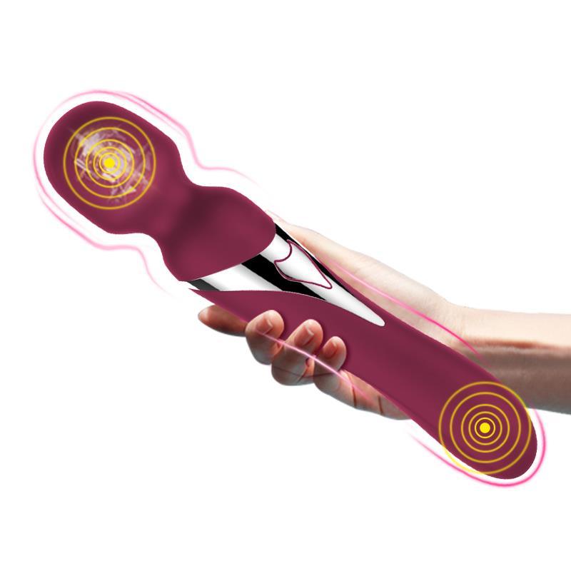 Masážní hlavice Dual pulzační