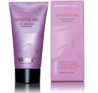 ViaMax sensitive gel.